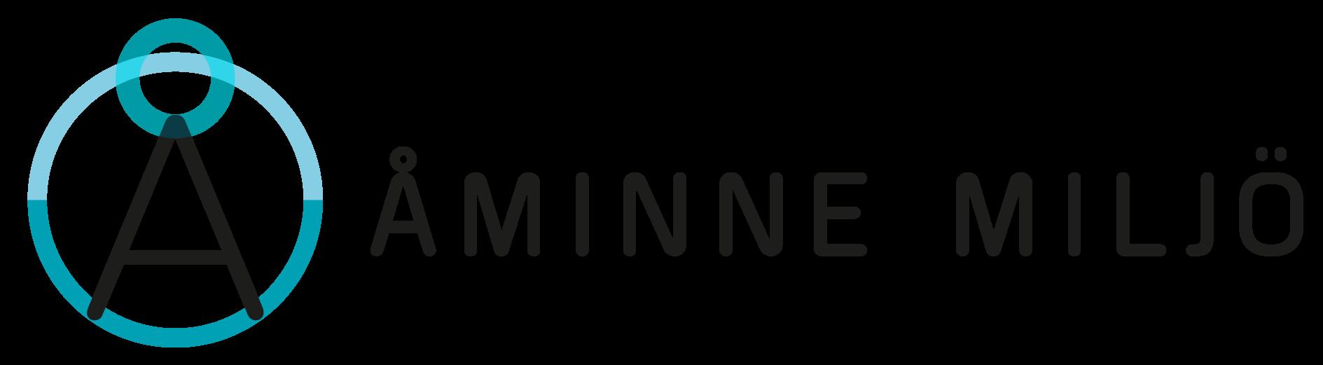 Åminne Miljö logotype